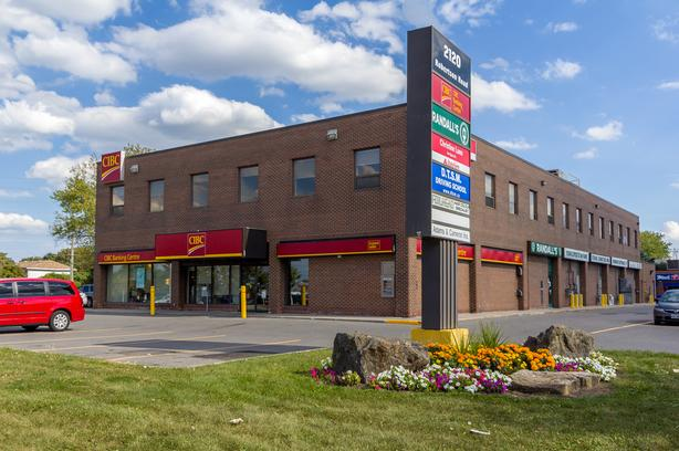 627-4,270sf of Office/Retail Space in Bells Corners with Access from Highway 417