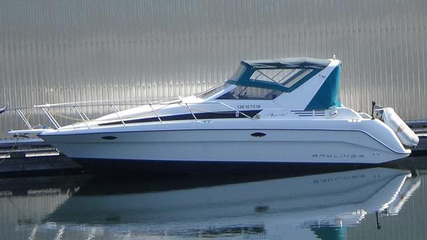 1991 / 34FT Bayliner Avanti