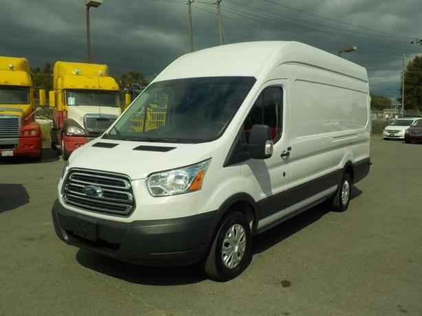 2017 Ford Transit 250 Extended Van High Roof 148-in Wheelbase Cargo Van