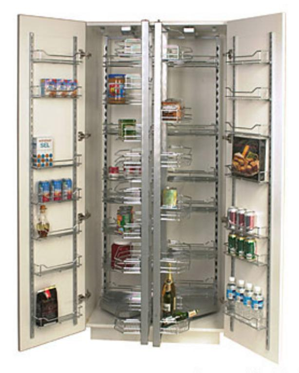 Lee Valley Pantry Organizer for Kitchen
