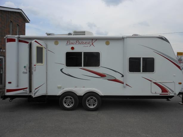 2010 Fun Finder X210 Travel Trailer