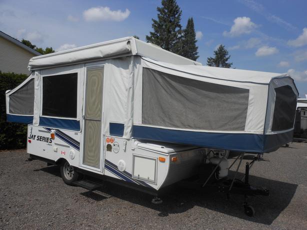 2010 Jayco 1006 Tent Trailer