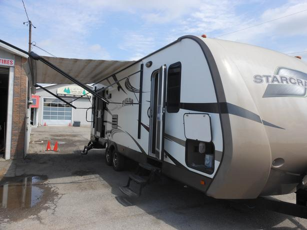 2014 Starcraft Travel Star 286RLWS Travel Trailer