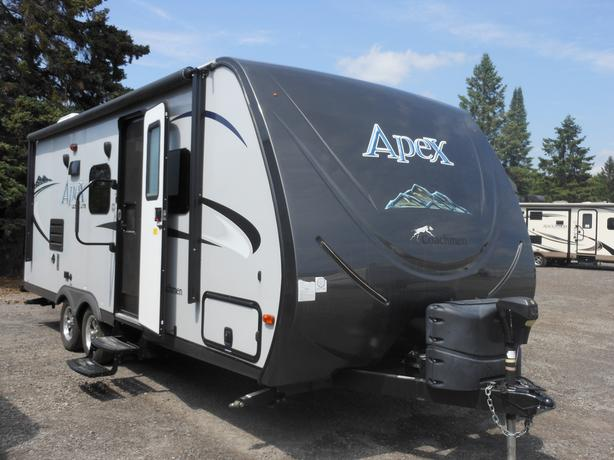 2015 Coachmen Apex 214RB Travel Trailer