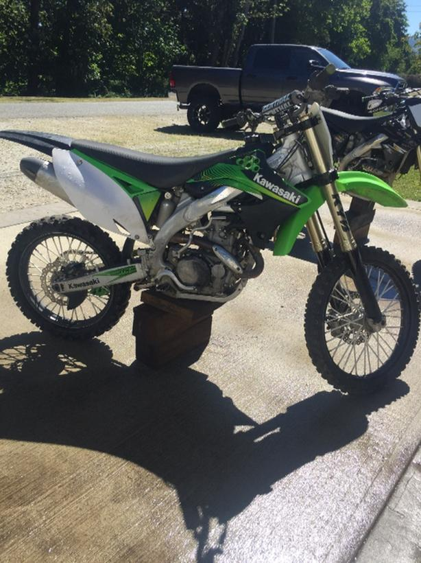 2009 KX 450