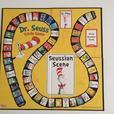 Dr. Suess Trivia Board Game