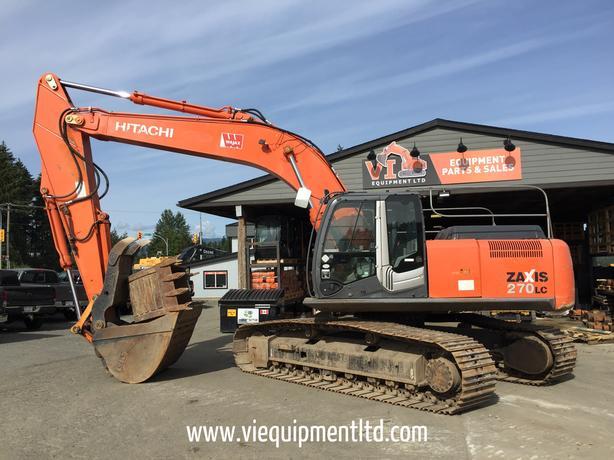 Hitachi ZX270 LC-3 Excavator