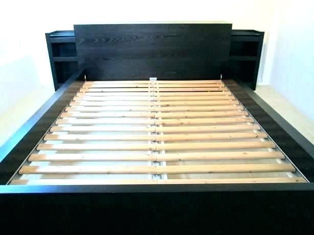 Attrayant Ikea Malm Bed Frame With Storage Headboard
