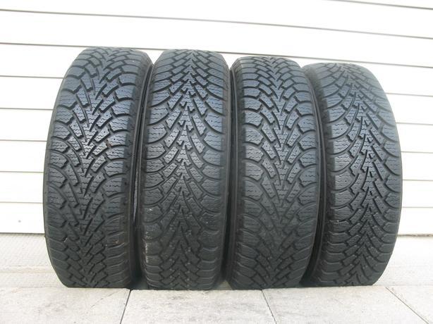 Goodyear Nordic Winter Tire >> Four 4 Goodyear Nordic Winter Tires 185 65 15 200 Nepean Ottawa