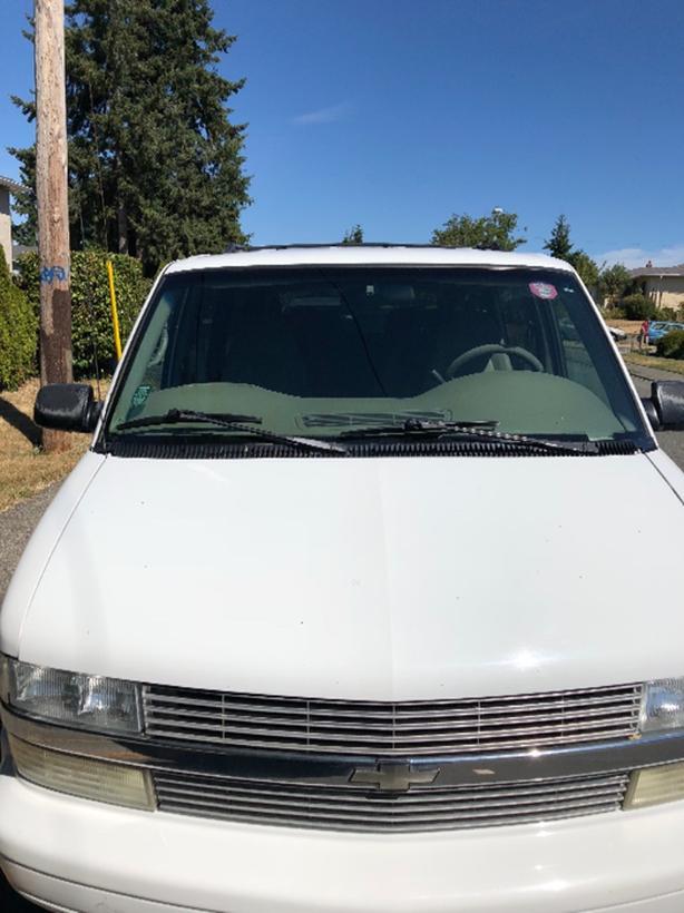2001 Chevy Astro Van AWD Oak Bay, Victoria