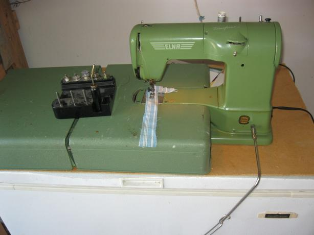 Vintage Elna Sewing Machine West Shore LangfordColwoodMetchosin Extraordinary Vintage Elna Sewing Machines