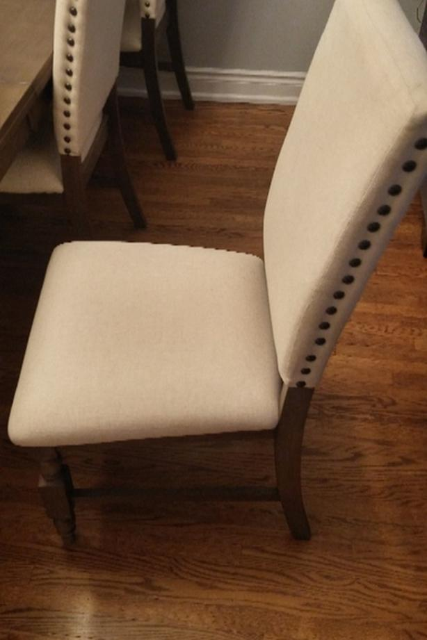 6 Brand New Dining Chairs - $125 ea