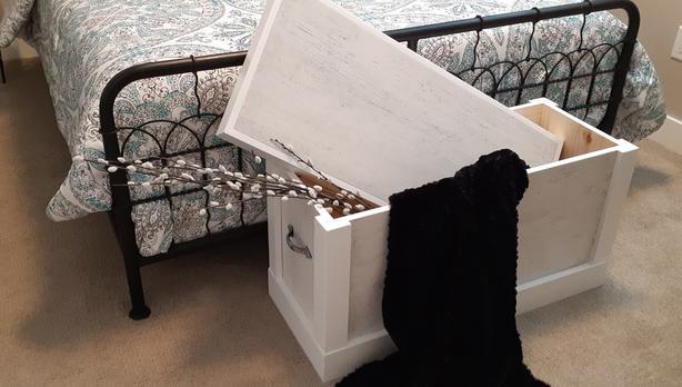 Blanket Box - Bench
