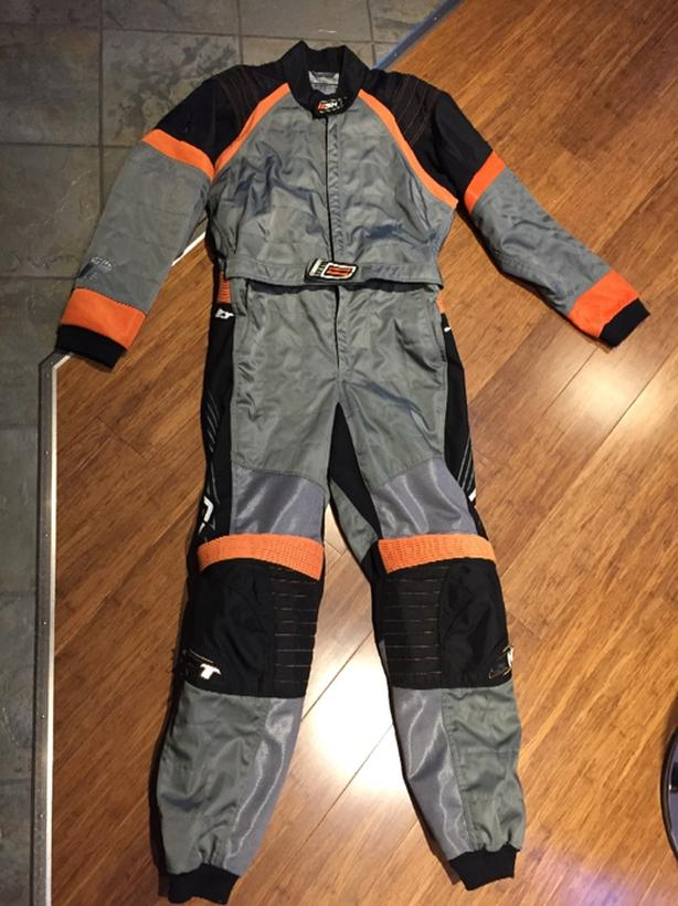 Go Karting Suit