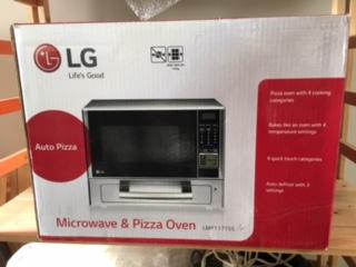 Microwave Pizza Oven Combo West Shore Langford Colwood