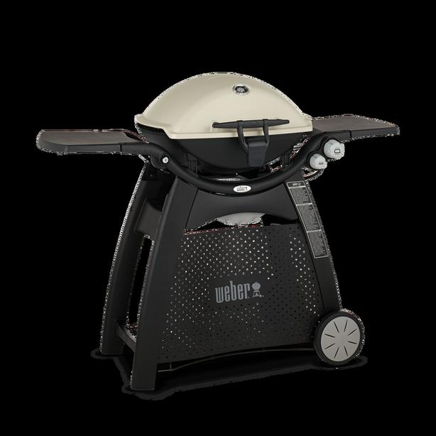 WEBER Q3200 GAS BARBEQUE & STAND BRAND NEW