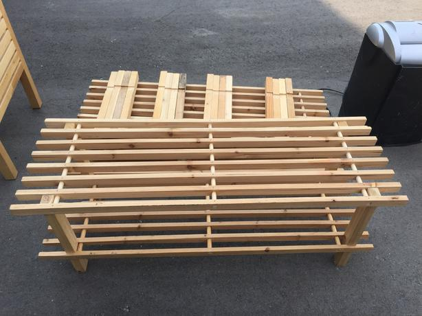 Ikea Natural Wood Shoe Racks X 3 Orleans Ottawa