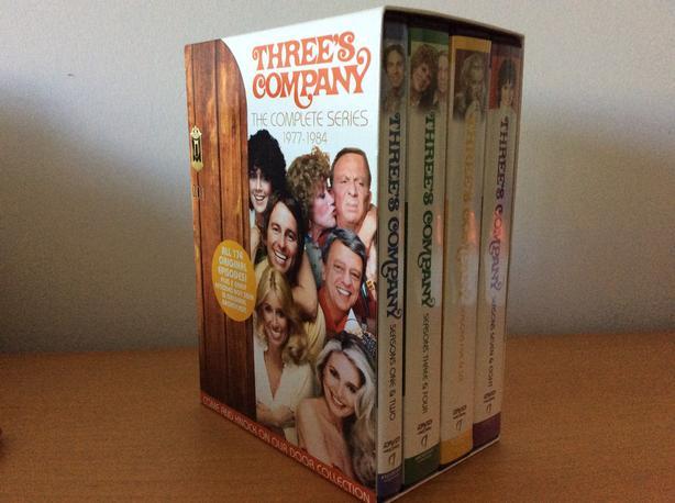 Three's company complete series