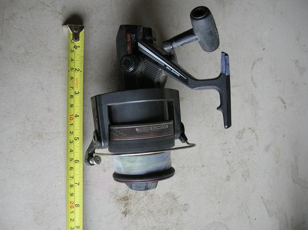 ce4e9c24c48 Daiwa BW 7000 spinning reel with Graphite spool. (199 2908) Saanich ...