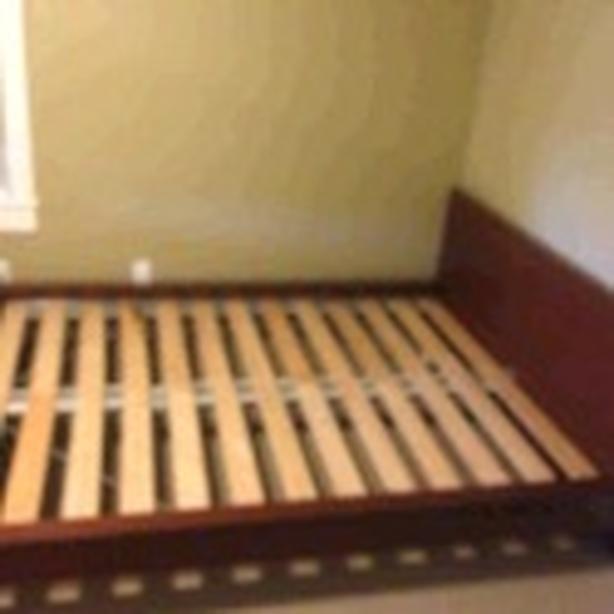 Ikea Malm Double Bed Frame East Regina Regina