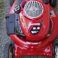 """21"""" Craftsman self-propelled lawn mower"""