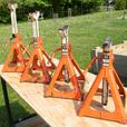 5 Ton Winner HD Vehicle Stands