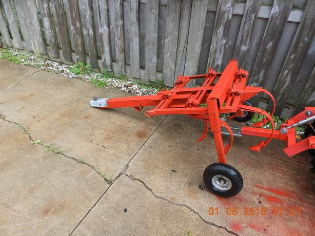 ATV Disc and Cultivator - Package Deal ONLY