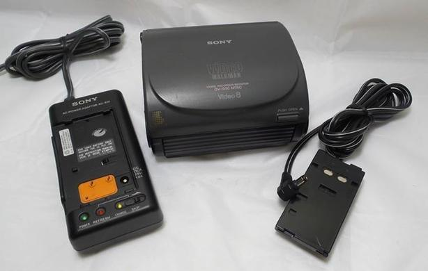 FREE: Sony Video Walkman