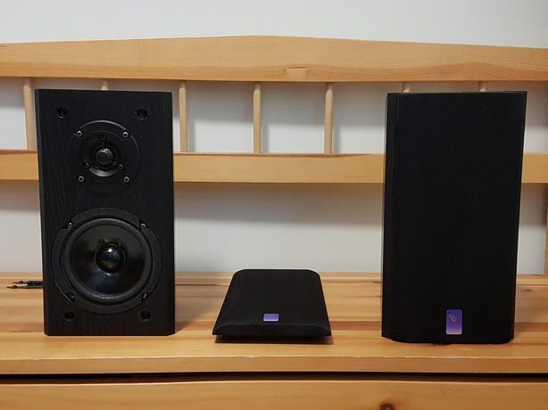 Cerwin Vega SA 150 2 Way Bookshelf Speakers