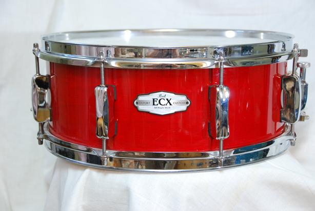 PEARL MAPLE SNARE DRUM REDUCED
