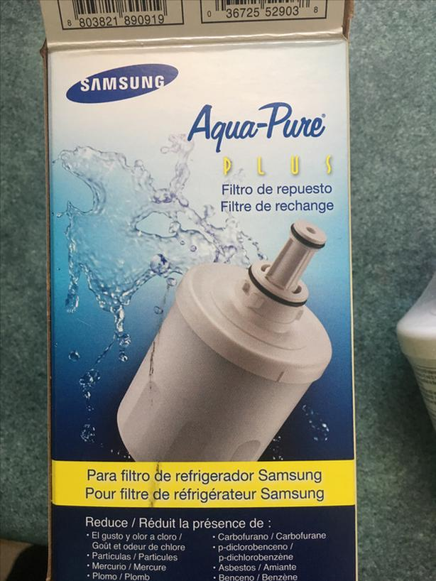 6 New Samsung Aqua Pure Water Filters - $25 each West Shore