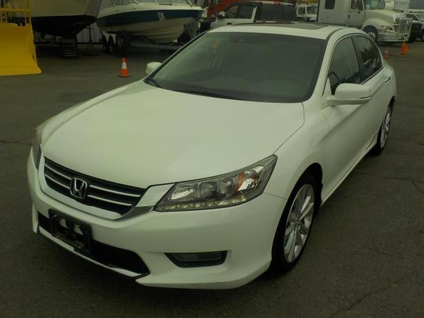 2015 Honda Accord Touring Sedan AT