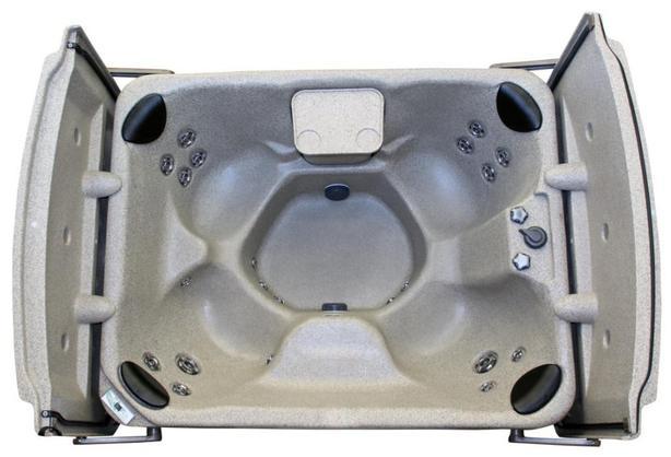 Eco Spa E4 The Orginal Hard Cover Hot Tub