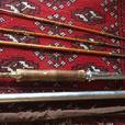 split cane fly fishing 9' . 4 piece