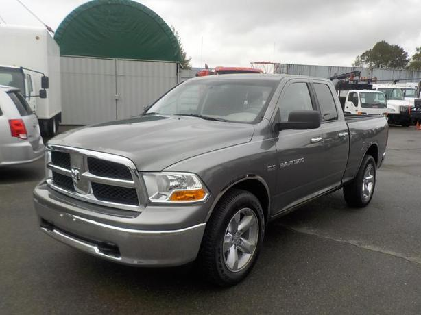 2012 Dodge Ram 1500 SLT Quad Cab Short Box 4WD