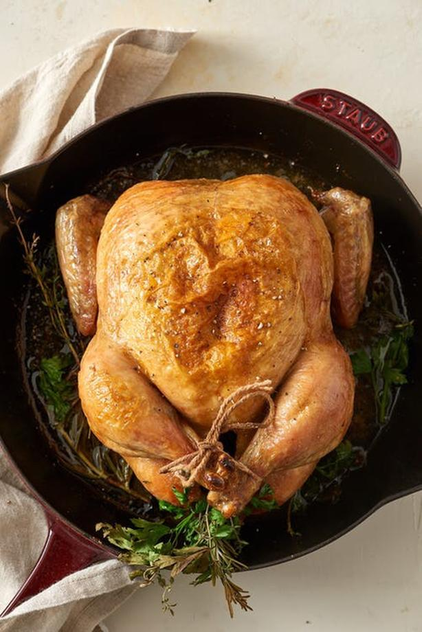 Farm Fresh Roasting Chickens