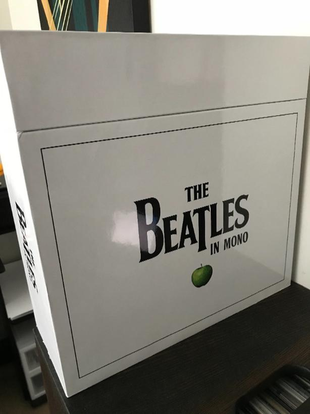 Beatles Mono Vinyl Box plus Bonus LPs.