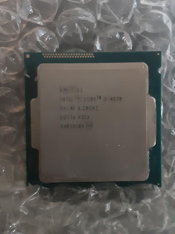 Intel core i5-4570 CPU!!