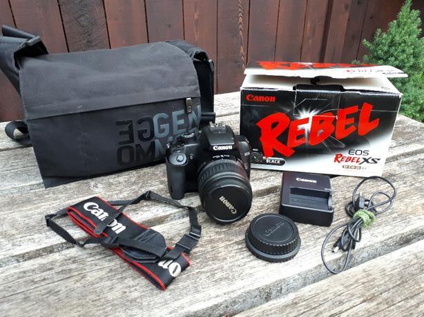 Canon EOS Rebel XS camera