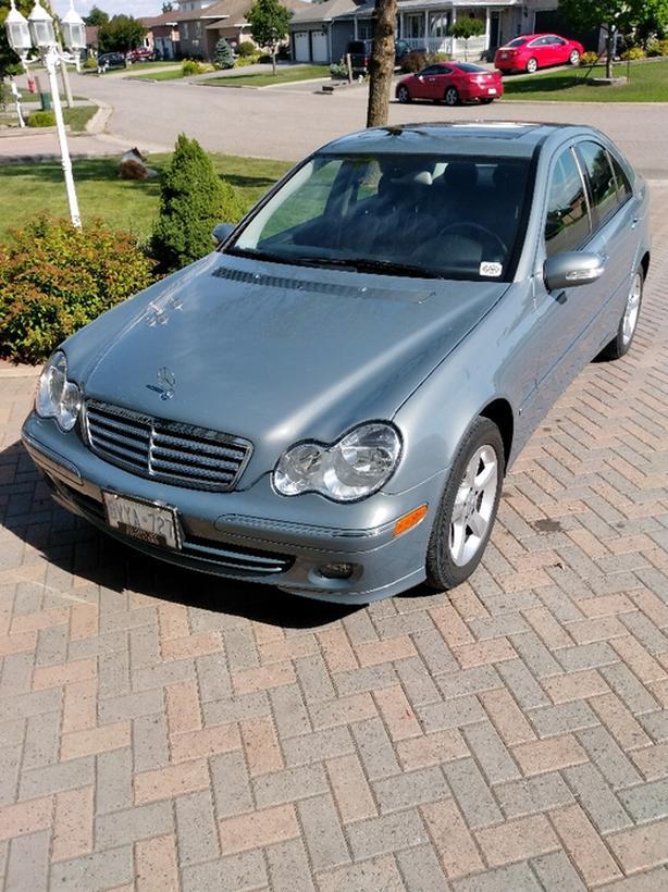 Mint 2007 Mercedes Benz C230