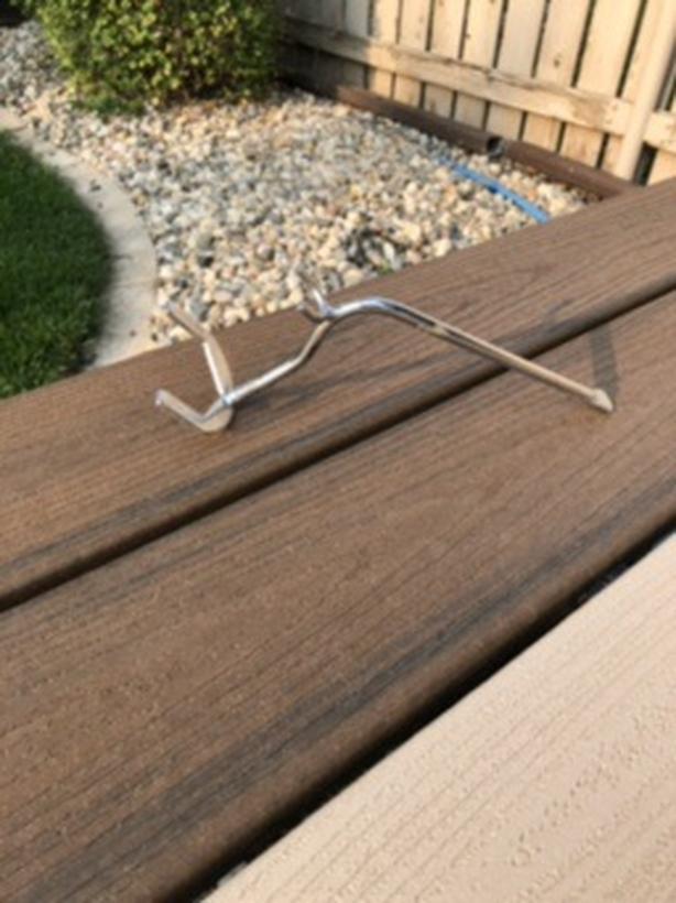 Rain Bird Sprinkler Removal Tool