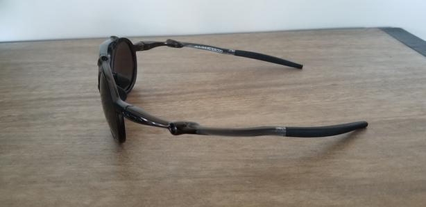 83c0294ad9  250 · Oakley Madman OO6019-05 Dark Carbon Black Prizm Daily Polarized  Men s Sunglasses