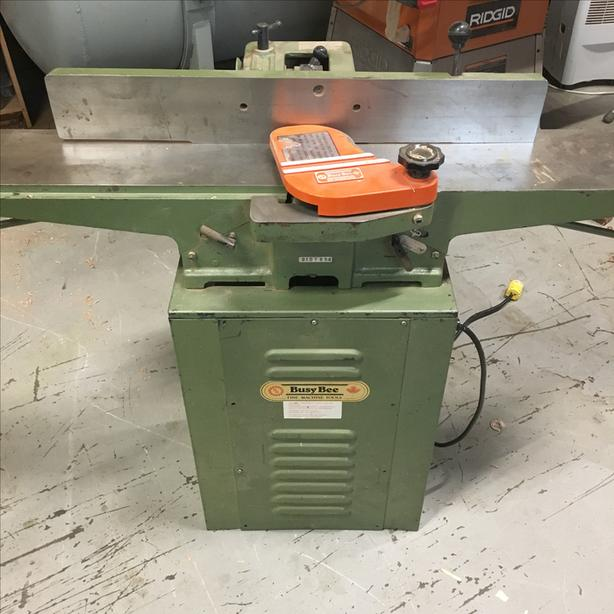 "6"" Jointer & 13"" Helical Planer"