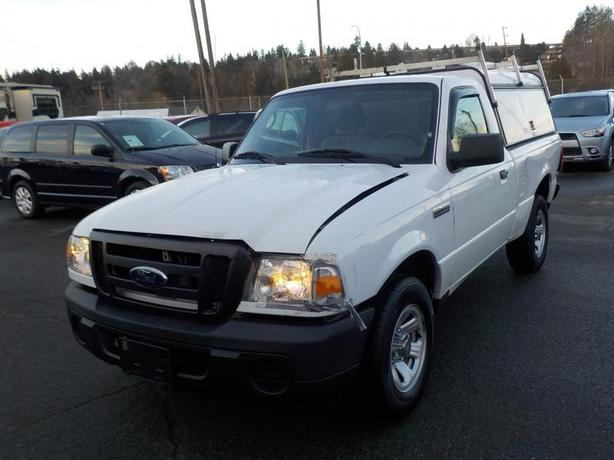 2011 Ford Ranger XL Regular Cab Short Box 2WD with Canopy