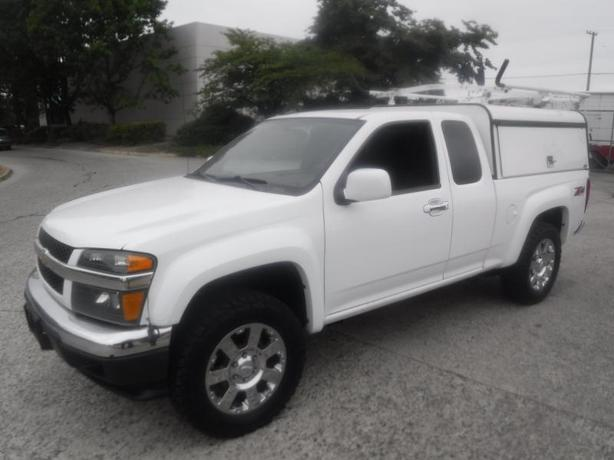 2012 Chevrolet Colorado 2LT Ext. Cab 4WD Canopy