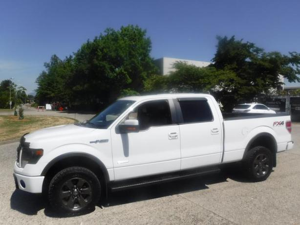2013 Ford F-150 FX4 SuperCrew 5.5-ft. Bed 4WD EcoBoost