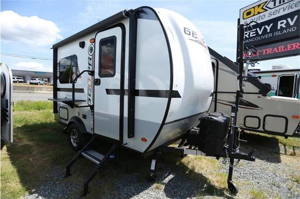 2018 Forest River Geo Pro 14FK -