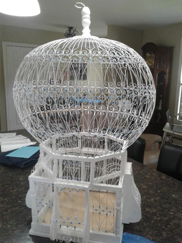decorative bird Cage ...for weddings