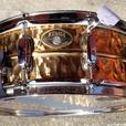 Tama 5.5' x 14'Power Metal Bronze Hand Hammered Snare