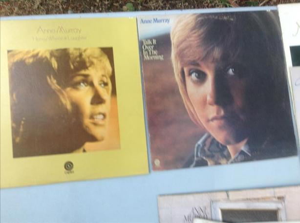 13 Anne Murray Vinyl LPs